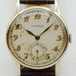 นาฬิกาเก่า LYCEUM ไขลานสองเข็มครึ่ง