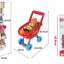 ส่งฟรี!! New ชุดขายของซุปเปอร์มาเก็ตพร้อมแคชเชียร์เก็บเงิน รถเข็น มีเครื่องสแกนและรูดบัตรได้ สีแดง thumbnail 2