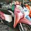 SCOOPY-I ปี53 สีชมพูสดใส เครื่องเดิมดี ลายน่ารัก ขับขี่ดี ราคา 20,000 thumbnail 5