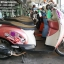 SCOOPY-I ปี53 สีชมพูสดใส เครื่องเดิมดี ลายน่ารัก ขับขี่ดี ราคา 20,000 thumbnail 4