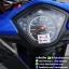 #ดาวน์3000 WAVE110i ปี58 สตาร์ทมือ เครื่องเดิมดี สีน้ำเงินสวยใส ราคา 30,000 thumbnail 18
