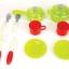 ของเล่นเคาน์เตอร์ครัวไมโครเวฟพับเก็บเป็นกระเป๋าหิ้ว+ตระกร้าผลไม้ thumbnail 4