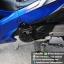 #ดาวน์3000 WAVE110i ปี58 สตาร์ทมือ เครื่องเดิมดี สีน้ำเงินสวยใส ราคา 30,000 thumbnail 6