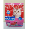 Cat'n Joy รสปลาทูน่าและกุ้ง Exp.03/19 สำหรับแมวโต 1.2 kg.