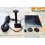 Fountain with separated solar panel (Small size)