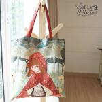 Red Riding Hood Tote