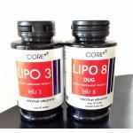 (Combo Set 1) ไลโป 3 + LIPO 8 (สุดยอดดักจับไขมัน ลดไขมันสะสม)