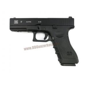 Glock17 Gen3 แต่ง ยางฮอป/ท่อรีด Poseidon - B&W