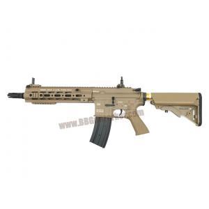 E&C 105S : HK 416 D Geissele 10.5 สีทราย บอดี้เหล็ก JR.Custom Gen 3