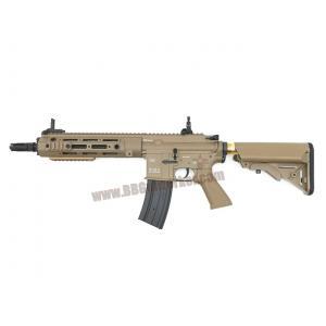 E&C 108S : HK 416 D RAHG 10.5 สีทราย บอดี้เหล็ก JR.Custom Gen 3