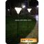 ไฟปักสนามโซล่าเซลล์ 24 LED (สแตนเลส) (เเสง : ขาว) thumbnail 2