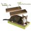 Cat Scratcher แผ่นฝนเล็บแมว+แคปนิปผง thumbnail 3