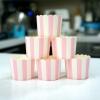 ถ้วยปาเน็ตโทนขอบหยัก ขนาดใหญ่ 7*6*5.5cm
