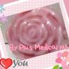 Pink France Rose Soap