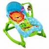 เก้าอี้โยก newborn ยี่ห้อ Fisher Price สีเขียว