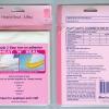 กระดาษกาวแบบฟิลม์ 2 หน้า (Heat n seal/56x90cm)