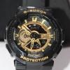 นาฬิกา G-Shock Gold-Black