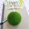 ป้ายพลาสติก Happy New Year สีทอง (ราคา/ชิ้น)