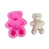 โมล พิมพ์ซิลิโคน รูปหมี 11*9.2*3.5cm. (พิมพ์ 2 มิติ)