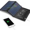 Portable Solar โซล่าเซลล์ แผง 7 W. (ไม่มีแบตเตอรี่ในตัว)