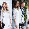 Topshop dress สีขาวจั้วะ งานดีติดป้ายจ้า ด้านแขนเปง