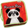 หนังสือผ้าเสริมทักษะ Lamaze เรื่อง Panda's Pals
