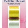 ดิ้นเงินดิ้นทอง (Metallic Thread)