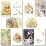 The World of Peter Rabbit (100 Postcards) ***เฉพาะโปสการ์ด ของใหม่ 100% ราคานี้ไม่มีกล่อง***