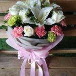 ช่อดอกไม้ 25
