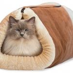 ที่นอนแมว 2-in-1