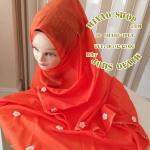 ผ้า คลุม อิสลาม เนื้อ ชีฟอง HJ1147