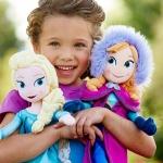 ตุ๊กตาเจ้าหญิงแอนนา-เอลซ่า ส่งฟรี ลทบ.