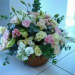 กระเช้าดอกไม้ 03