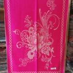 ผ้าพันคอ Pashmina พาสมีน่า ลาย ไทย PS02019T
