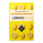 Etude House Moisturizing&Brightening Lemon Mask Sheet 20 ml.