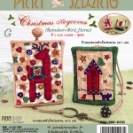 Christmas Keycover (Reindeer+Bird Horse)