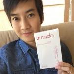 Amado ผลิตภัณฑ์อาหารเสริมสำหรับผู้หญิง By คุณเชน ธนา ( เชน nice 2 meet u )