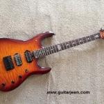กีต้าร์ไฟฟ้า Music Man John Petrucci BFR 6 (OEM)