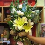 ช่อดอกไม้ 11