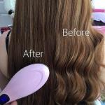 Professional Electric Comb แปรงหวีไฟฟ้า (Pink Lady)