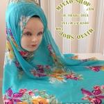 ผ้า คลุม อิสลาม เนื้อ ชีฟอง HJ1145
