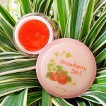 Strawberry 3in1 Day White Serum เซรั่มสตอเบอร์รี่ สูตรเร่งด่วน ขาว ใส ลดสิว ฝ้า กระในหนึ่งเดียว
