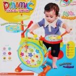 ส่งฟรี กลองชุดสำหรับเด็ก - Dynamic Jazz Drum