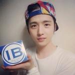 Ib snow white cream ครีมหน้าขาวใสจากเกาหลี
