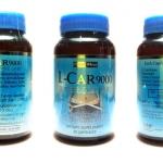 แอลคานิทีน 9000 mg L-Car 9000 Super Diet Slim ขนาดบรรจุ 1 กระปุก 30 แคปซูล