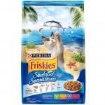 ฟริสกี้ส์ ซีฟู้ด เซนเซชั่น อาหารแมวรสปลาทะเล ขนาด 450 กรัม