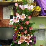 แจกันดอกไม้ 14