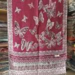 ผ้าพันคอ Pashmina พาสมีน่า ลาย ไทย PS02029T