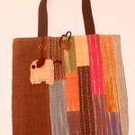 กระเป๋าถือ ผ้าฝ้าย (แบบผ้านุ่ม)