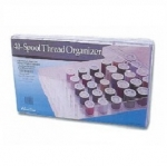 Organiser: for Thread (40 spools): 36 x 23 x 6 cm